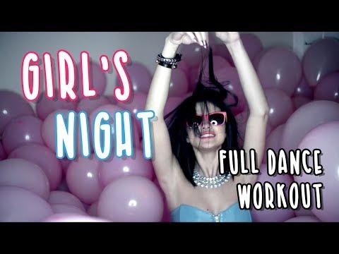 Girl's Night Kpop Dance Workout | full length workout