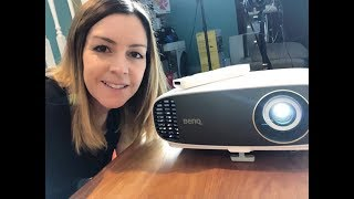 BenQ 4K HDR home theatre video projector review