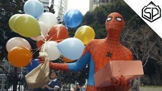 Человек-паук: День торта | Фан-фильм