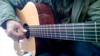 Khúc guitar vỉa hè