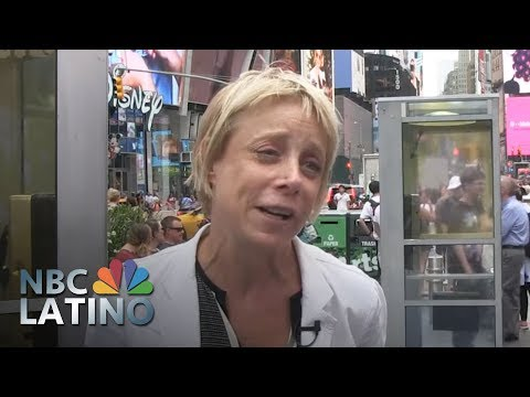 Telephone Booths In NYC Tell The Immigrant Story | NBC Latino | NBC News