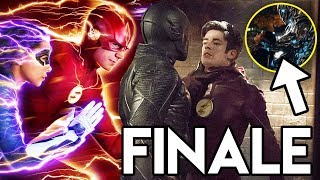 Barry & Nora TIME TRAVEL & Nora's Mystery REVEALED - The Flash 5x08 FINALE Promo Breakdown