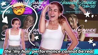 Download attending the POSITIONS tour (kind of) ~ Ariana Grande VEVO Sessions Reaction!