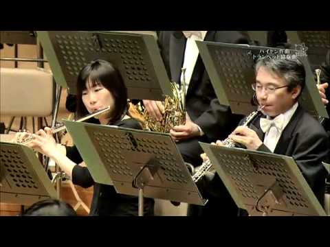 Rubén Simeó trompeta.Haydn Trumpet Concerto 2M 2  Leif Segerstam Yomiuri Nippon Symphony Orchestra