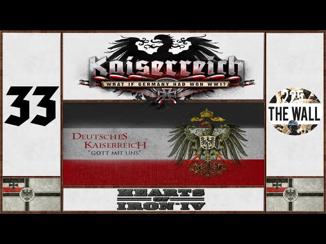 Deutsches Kaiserreich - HOI 4 Kaiserreich Impero Tedesco [Gameplay ITA #33]