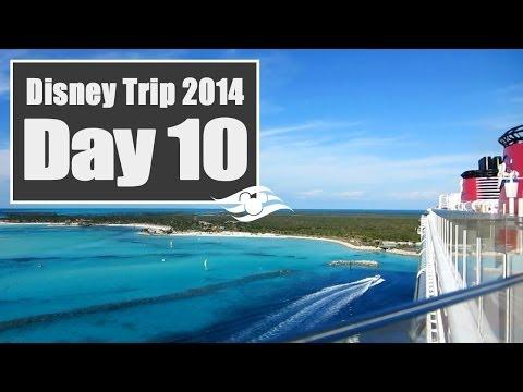 Disney Trip January 2014 - Day 10