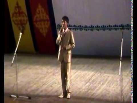 Союзбек Надырбеков - Посвящение в студенты 2009