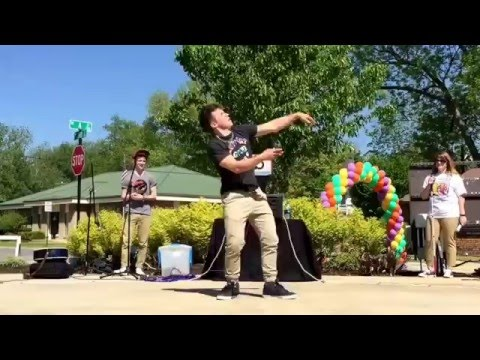 HIGHER | MARK ROSAS | LIVE DANCE FREESTYLE DANCE