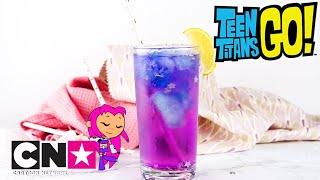 Młodzi Tytani: Akcja! | Starfire letnich napojów | Cartoon Network