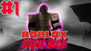 Final Stand Creator's New Game! ITS AWESOME! | Roblox: Dark Blox - Episode 1