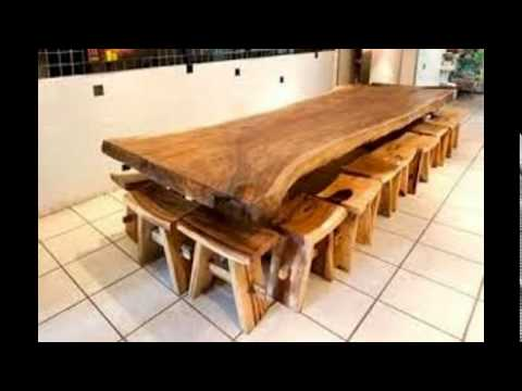 solid wood dining table Solid Wood Dining Table   YouTube solid wood dining table