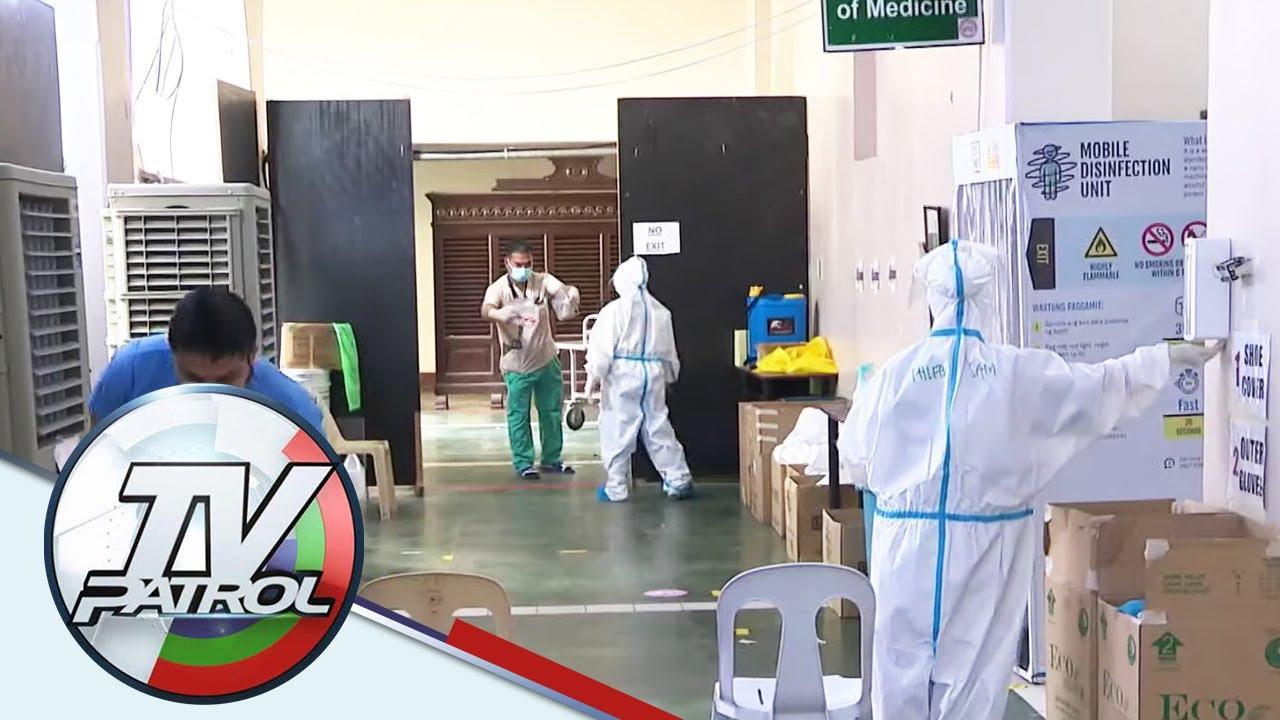 Download Pagdami ng COVID-19 cases bumilis dahil sa variants: OCTA Research   TV Patrol