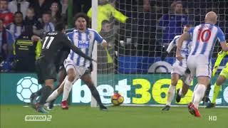 Хаддерсфилд — Челси. 1:3. Обзор матча. 12.12.2017