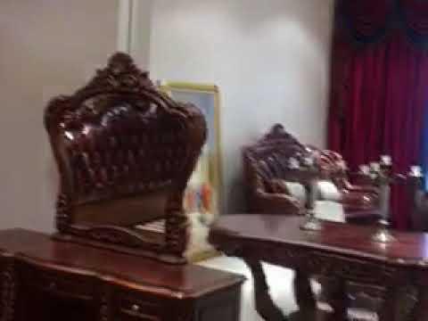 Foshan OEFASHION furniture factory antique luxury classic America style furniture