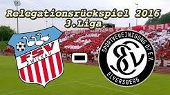 3. Liga Aufstiegs-Rückspiel 2016: FSV Zwickau - SV Elversberg [1:0] in voller Länge