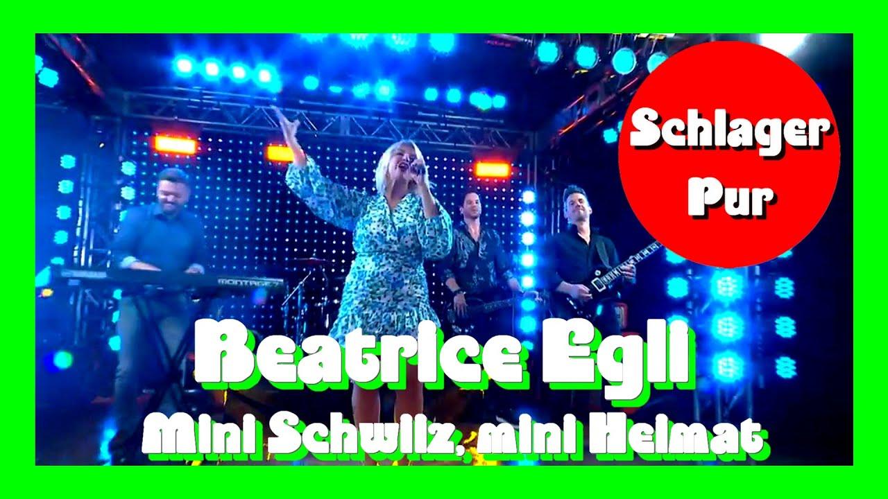 Beatrice Egli Mini Schwiiz Mini Heimat Donnschtig Jass 13 08 2020 Youtube