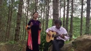 Diễm Xưa - Khánh Ly - hát ở Đà Lạt 2016  cùng tiếng guitar của thầy Trọng