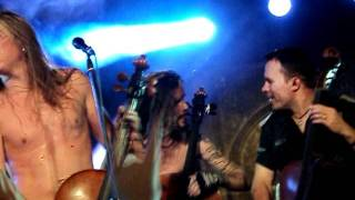 Apocalyptica - I Don't Care feat. Tipe Johnson (live in Zagreb)