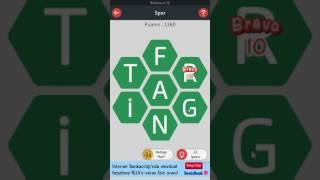 A Word Kelime Oyunu Acemi Seviyesi 21-60 Arası Cevaplar
