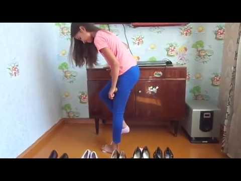 Челлендж носки и туфли. Challenges: Socks And Shoes