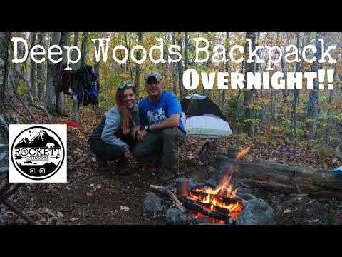 Deep Woods Backpack Overnight