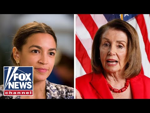 Democrats' border bill has Pelosi, Ocasio-Cortez butting heads