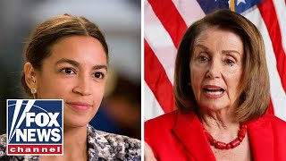 Democrats' border bill has Pelosi, Ocasio-Cortez butting heads