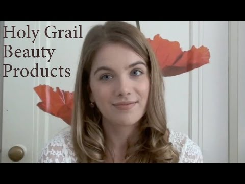 A Model's Holy Grail Beauty Products