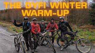 THE ULTIMATE WET MTB GEAR TEST, DYFI WINTER WARM UP