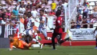 Análisis Gol Alex Moreno. Rayo Vallecano 1 - RCD Mallorca 0. 2ª División - Liga 123 16/17