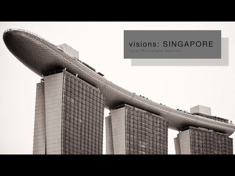 Travel Photography Sessions: Singapore