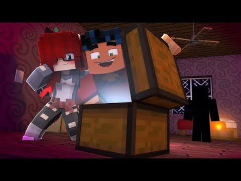 The Secret is out! Superhero Secret revealed (minecraft Roleplay)
