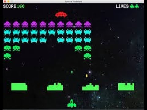simple and little game made with Python and Pygame