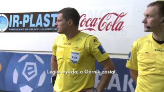 Liga od kuchni 2017/2018: Górnik Zabrze - Legia Warszawa || Kulisy || Ekstraklasa