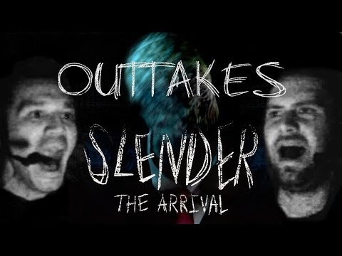 SLENDER: THE ARRIVAL - Outtakes