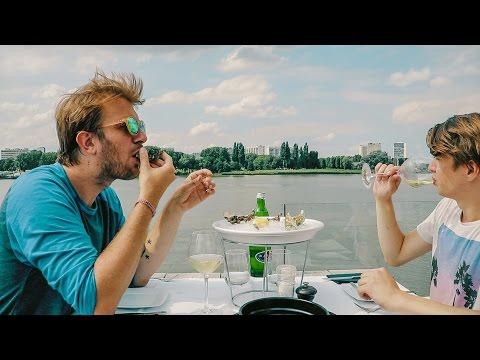 12 uur in Antwerpen | vlog #72 | Oesters, hamburgers & knappe Belgen