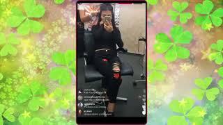 Лилия Четрару в прямом эфире Instagram. дом 2 новости, ТНТ, шоу, дом 2 2017.