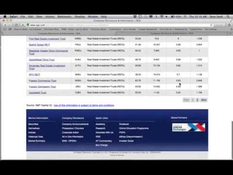 Step by Step Guide High Dividend REITsStep by Step Guide to Screening High Dividend REIT