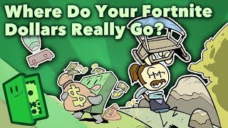Where Do Your Fortnite Dollars Really Go? - The Origin Story of Tim Sweeney - Extra Credits