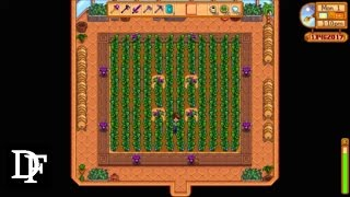Stardew Valley - Most Valuable Crops for Every Season 1.1