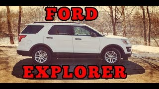 2016 Ford Explorer: Regular Car Reviews