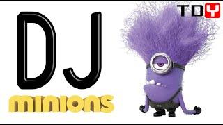 Minions 3 remix - Minions DJ - banana song - minions 2015