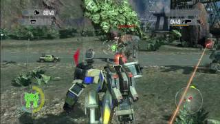 Front Mission Evolved - PC | PS3 | Xbox 360 - Conquest developer blog official video game trailer HD