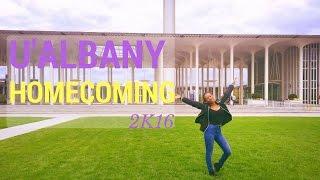 U'Albany Homecoming 2k16