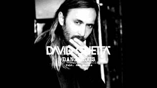 Dangerous - David Guetta ft. Sam Martin (Instrumental & Lyrics)