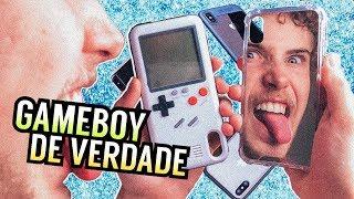 Minhas CAPINHAS de iPhone X (O Gameboy funciona 😱) iPhone 検索動画 25