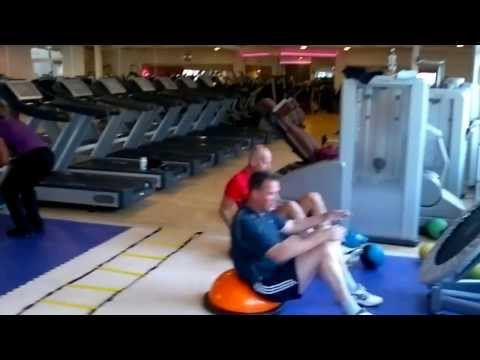 Functional Training Sportingclub De Uitweg Fitness Rotterdam