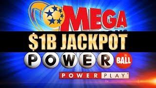 Что делать если сорвал самый большой джекпот в истории США MEGA Millions Powerball