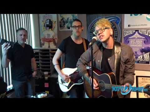 """Acoustic 107 Session   Priory - """"Weekend""""   5-18-15"""