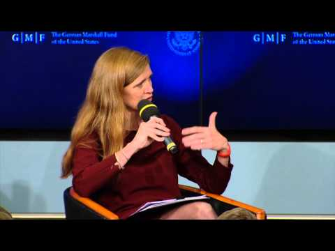 A Conversation with Samantha Power, U.S. Ambassador to the U